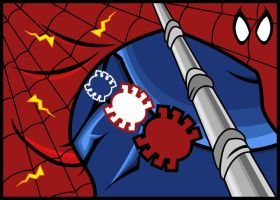 The Spectacular Spiderman by reshad80