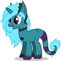 Request: Icy Sparkle by CutesieArt