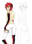 :Vocaloid:Dai:Looking4:LINK: by KaiSuki