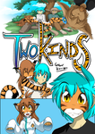 Two Kinds Poster by maskedmousemedia