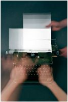 Typewriter II by Stormblast