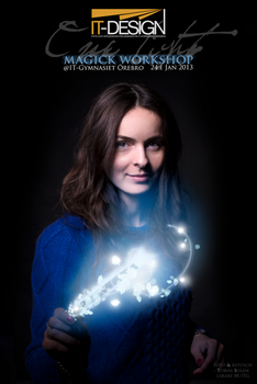 One light magick workshop by fisk