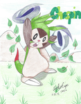 POKEMON-CHESPIN............. CUTE by CookieEipc