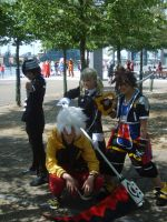 Soul Eater Group by jusnoneko
