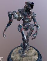 'Hello' Robot by jkarlin