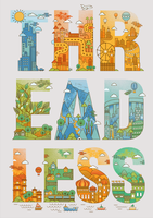 Threadless Around the World by dandingeroz