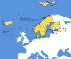 Federal Republic of Scandinavia by DigitalismIsMyCause