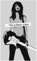 This is Rock n' Roll by xradioheadx