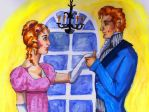 Jane meets Mr Bingley by InkyRose