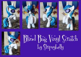 Blind Bag Vinyl Scratch by stripeybelly
