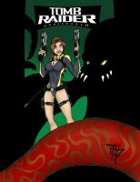 Tomb Raider Underworld by its-a-mario-time