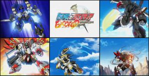 SRW:OG SAGA Exceed Op.Shot2 by WolveForger