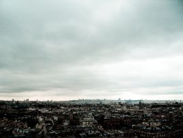 View from the Eiffel by city17