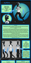 -Walking City OCT- Xoria Refsheet by aternova