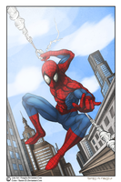 Spider-Man by Samir-Z3