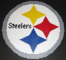 Steelers Logo Bead Sprite by monochrome-GS