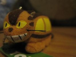 Miniature Catbus by Youjeen