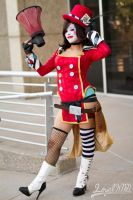 Moxxi: Know what I could use right now? by Enasni-V