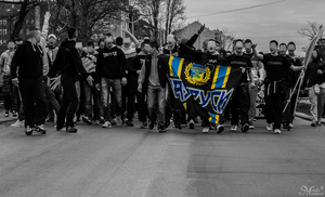 FC Novi Sad Ultras by mmirkovic