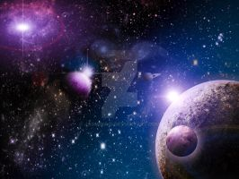 Lost in space by Jasmina-D
