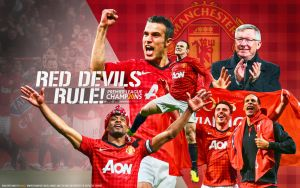 Red-devils-champions-2013-by Namo,7 by 445578gfx