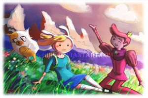 Fionna Time :) by s-girl