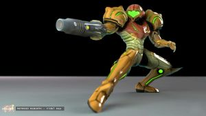 SAMUS ARAN by FILCOMET