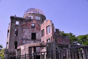 Hiroshima Ground Zero by AndySerrano
