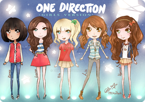 One Direction by erikaprk