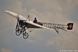 On the History's wings by mc205veltro