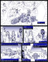 Final Fantasy 7 Page110 by ObstinateMelon