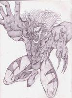 Sabretooth by neserit