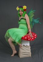 Leaf Fairy 3 by MajesticStock