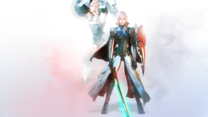 Lightning Returns - FFXIII Wallpaper by MikoyaNx