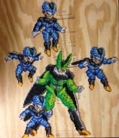 Cell and his sons by Ellsworth-Toohey