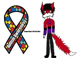 Supporting Autism by Beatleboysam