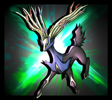 Xerneas by Deer-Head