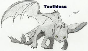 Toothlesss by Cool-Ally