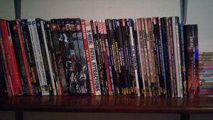 Comic collection 23-05-2015 by VictorHugo
