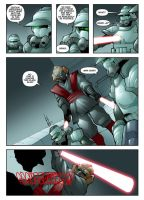 Enter the Sith Page 14 by ArmourWing