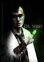 Dr. Herbert West by lady-armstrong