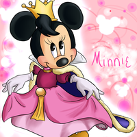 Princess Minnie by Pon3Splash
