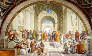 School of Athens HD by dertransporter