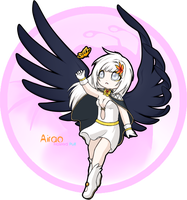 Airao the Mynah by 216th