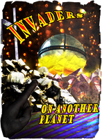 Invaders on Another Planet by Slug22