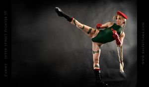 Cammy Cosplay 08 by Bastetsama-Cosplay