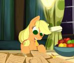 Writing About Her Passion by poecillia-gracilis19