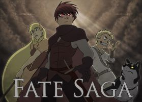 Fate Saga: Stand Tall by neo-dragon