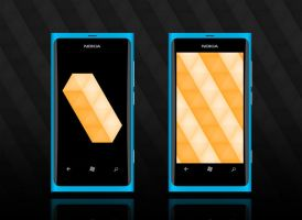 Cubes (Windows Phone 7.5 and iPhone) by milktoday