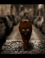 lonely road by MarieRock